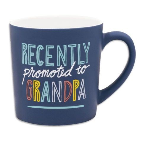 Taza: Recently Promoted to Grandpa