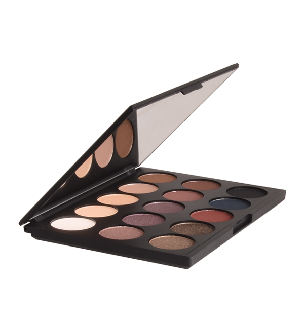 15 Shade Eyeshadow Palette