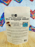 Wild Mushroom Blend, Prorcini Powder, Wild Foraged Natural Food, 50 grams