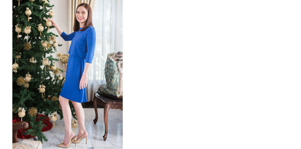 Elin Maternity and Nursing Dress Marcel dress