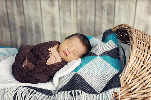 Cocoon Studio Newborn Photo