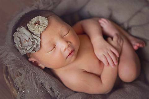 Luxe Photo newborn photography