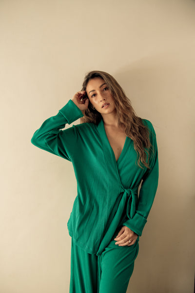 Ipil Nursing Cardigan/Robe - POP