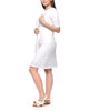 Baptismal Alba Nursing Dress Lined