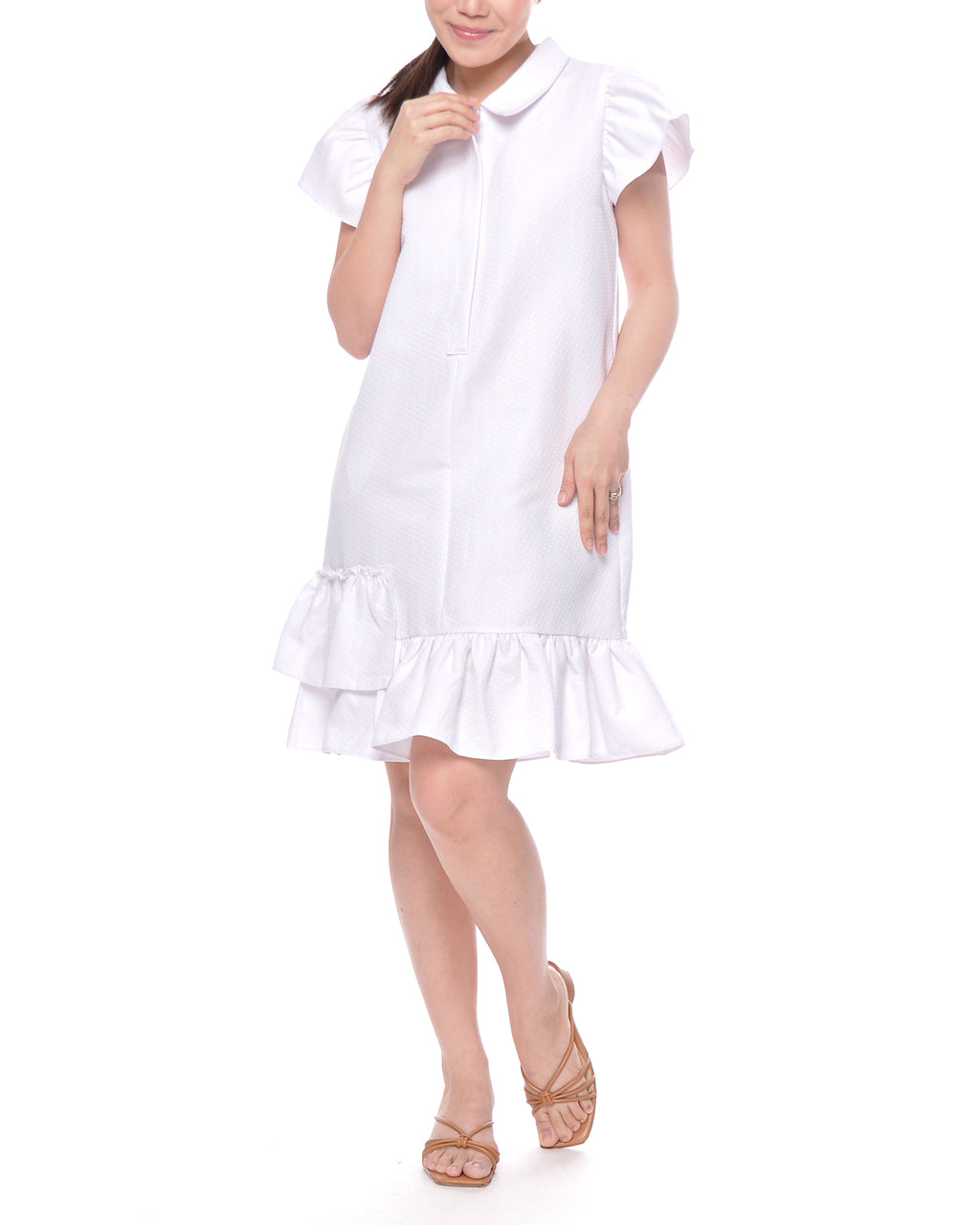 Carolina Nursing Dress