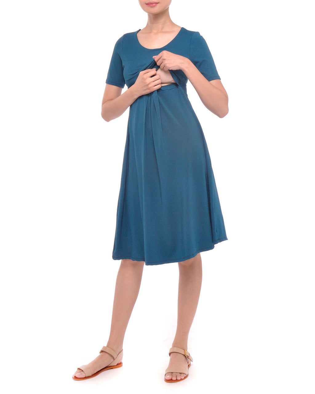 S/S Cecilia Nursing Dress