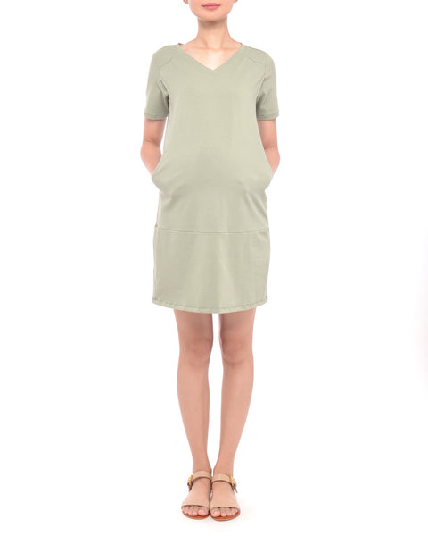 S/S Holly Nursing Dress