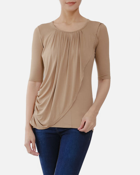 Alba Nursing Top