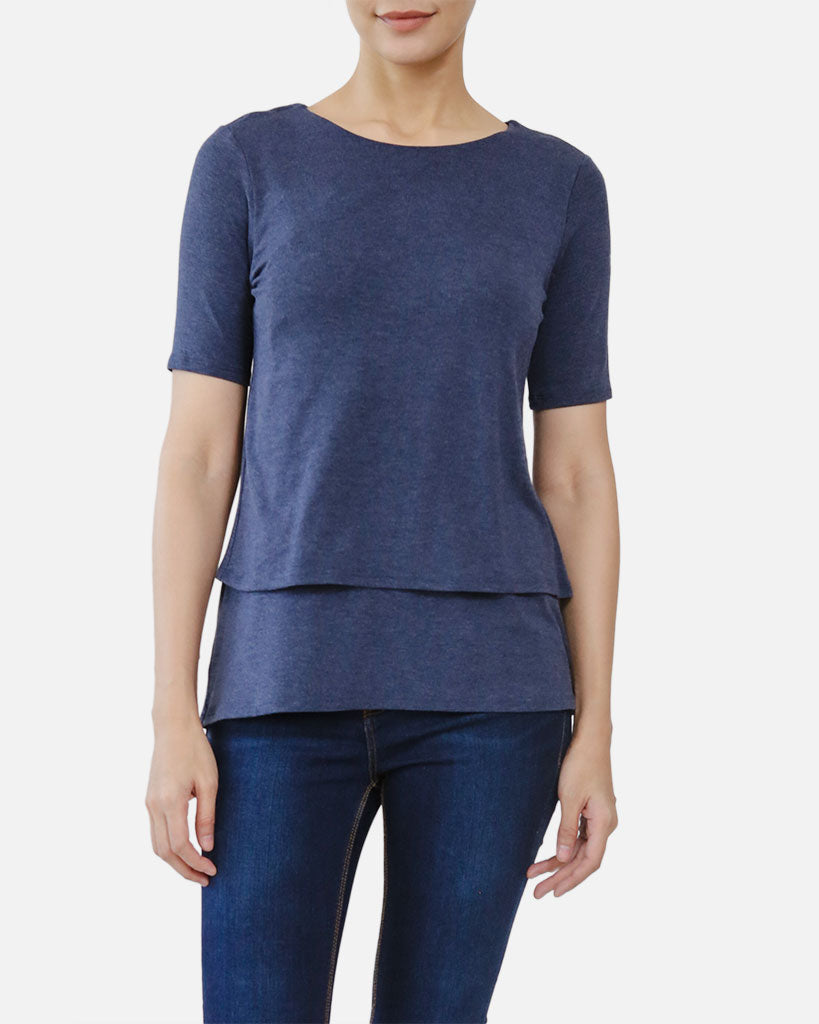 Audrey Nursing Top