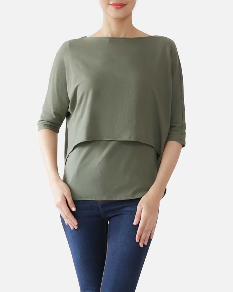 Lily Nursing Top