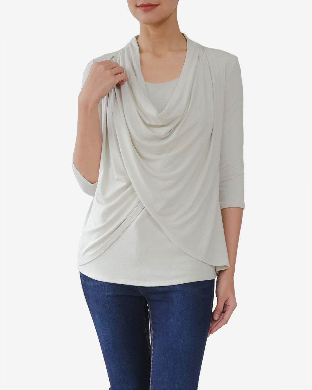 Maya Nursing Top
