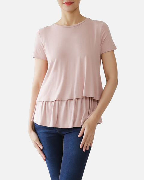 Michelle Nursing Top