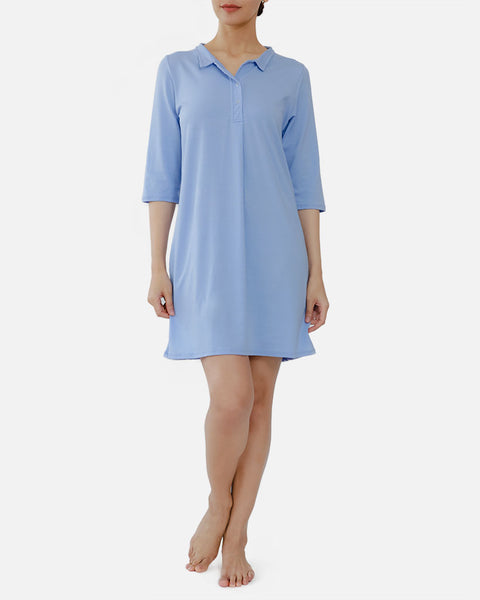 Mila Nursing Lounge Dress
