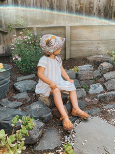 Reversible Palm Desert Bonnet