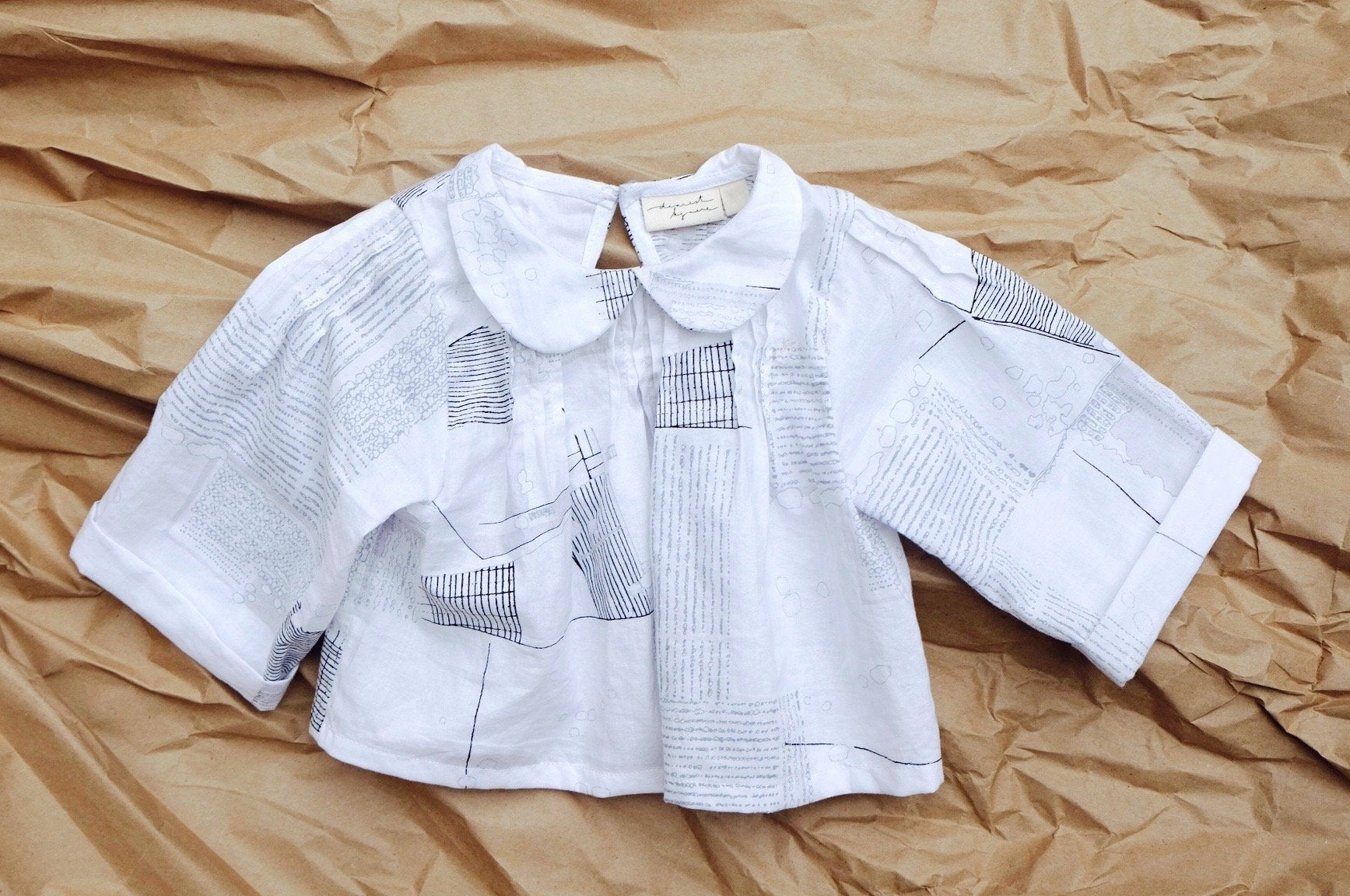 Architectural Blouse