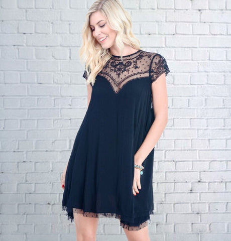 Jasey Lace Sweetheart Dress - Alice and Ivy