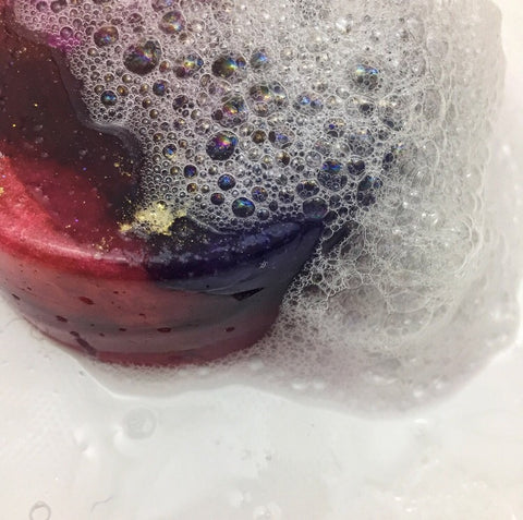 Galaxy Jelly Soap - Alice and Ivy
