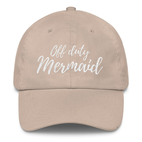 Off Duty Mermaid Cap - Alice and Ivy