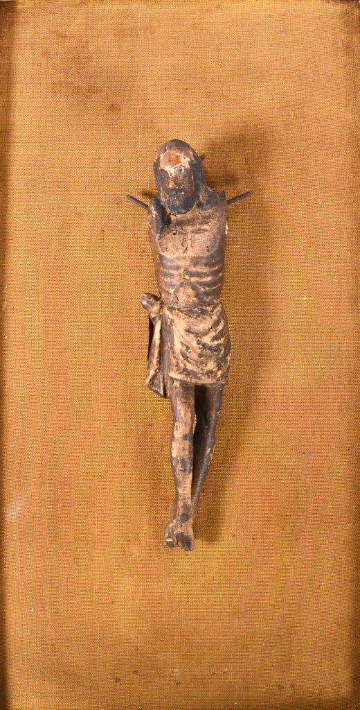 primitive crucifix