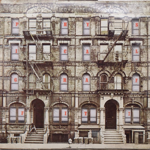 "Led Zeppelin ""Physical Grafitti"" Double LP"