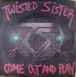 "Twisted Sister ""Come Out and Play"""