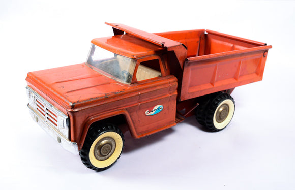 Structo Tin Truck