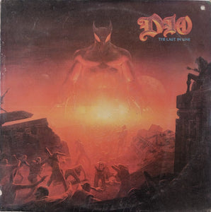"Dio ""The Last In Line"""