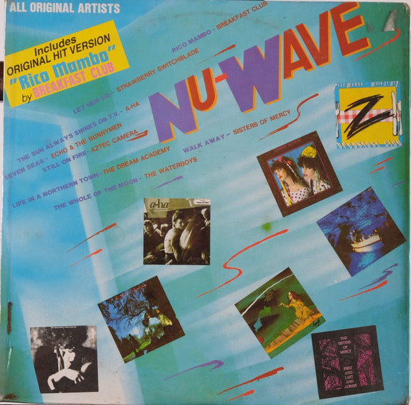 Nu Wave LP Various Artists