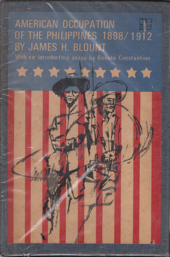 American Occupation of the Philippines James Blount