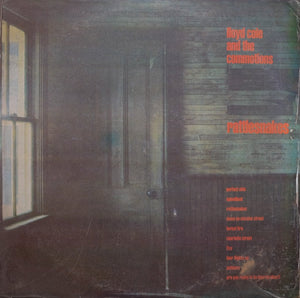 "Lloyd Cole and the Commotions ""Rattlesnakes"""