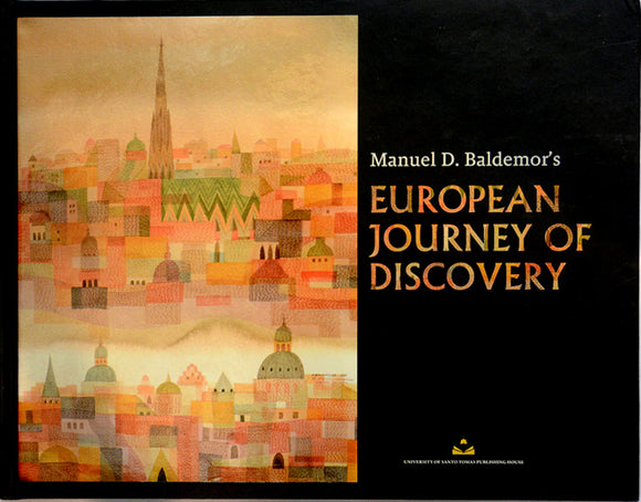 Manuel D. Baldemor's European Journey of Discovery.