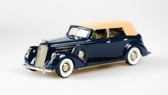 The Brooklin Collection 1937 Lincoln Le Baron Convertible Sedan