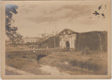 1900s Photo of Puerta Parian Gate at Intramuros