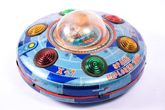 Space Explorer Toy Ship