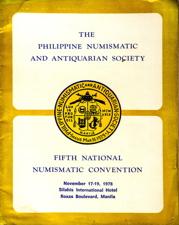 The Philippine Numismatic and Antiquarian Society