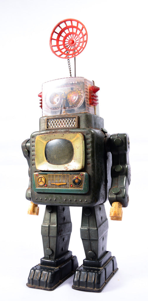 Alps 1950's TV Space Robot