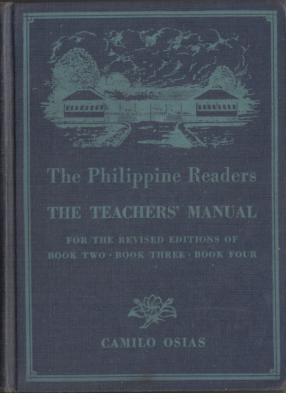 The Philippine Readers Teacher's Manual