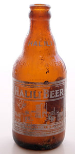 1950s Halili Beer Bottle