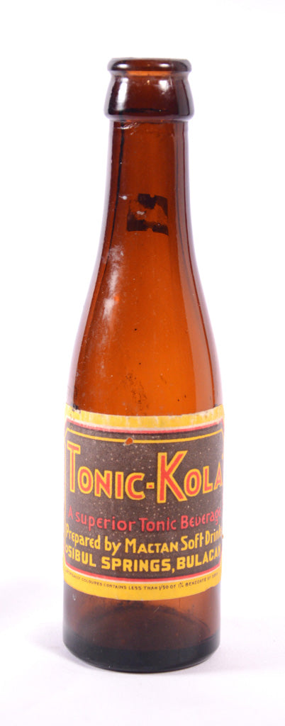 Tonic-Kola Bottle