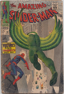 The Amazing Spiderman 48