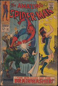 The Amazing Spiderman 59