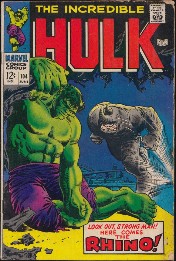 The Incredible Hulk 104