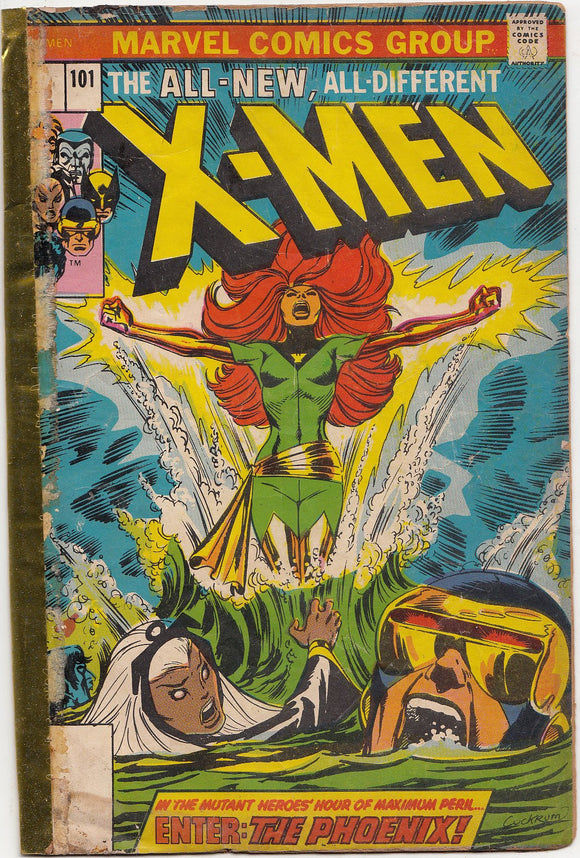 X-Men 101 First Appearance of Phoenix