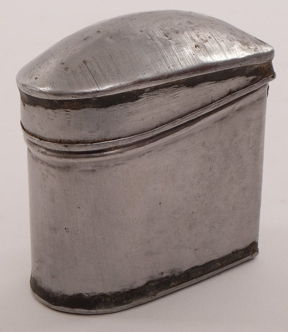 World War 2 US Army Tobacco Canister