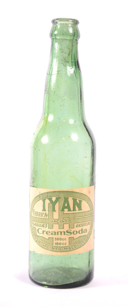 Iyan Cream Soda Bottle