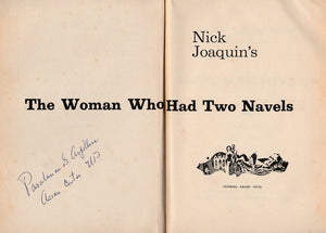 the woman who had two navels