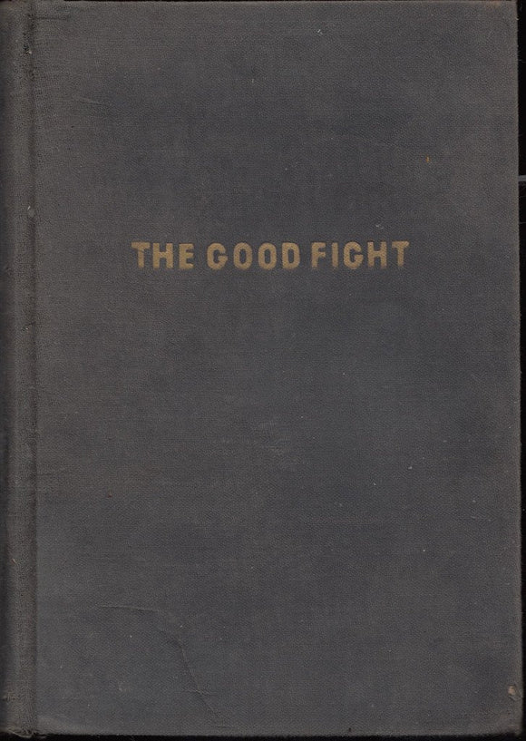 The Good Fight, Manuel Quezon Autobiography