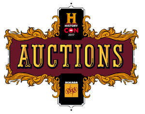 History Con Auctions Refundable Joining Fee