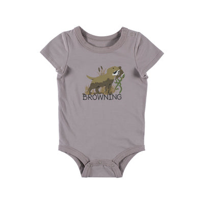 Baby Short Sleeve Bodysuit