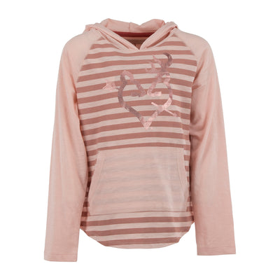 Girl's Papaver Hooded Tee